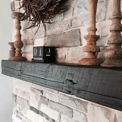 Solid beam barn timber