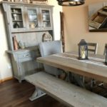 Farmhouse buffet hand crafted in local Manitoba
