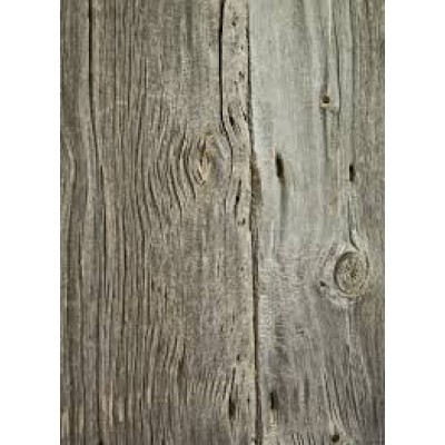 Reclaimed grey weathered wood