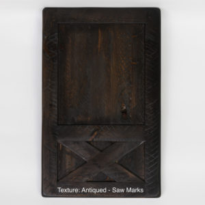Prairie Barnwood Black Charcoal Colour Sample