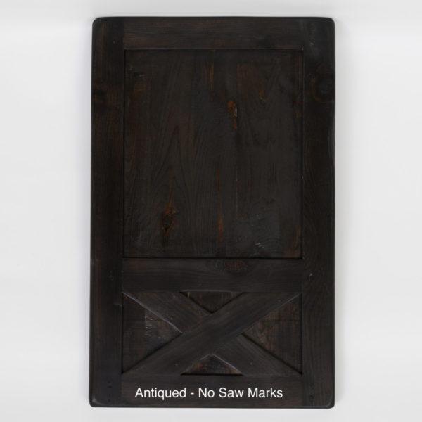 Prairie Barnwood Black Charcoal Colour Sample