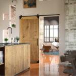 Prairie Barnwood The Classic Door Set - Richelieu Hardware Product #- 24600690 (2)