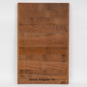 Prairie Barnwood Rosewood Colour Sample