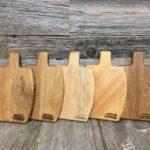 Prairie Barnwood CHEESE BOARD – 10″ X 6.5″