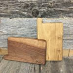 Prairie Barnwood COFFEE BOARD – 8″ X 5″