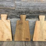 Prairie Barnwood CHEESE BOARD – 10″ X 6″