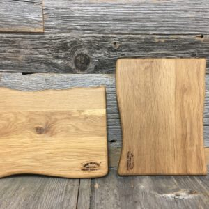 Prairie Barnwood CHEESE BOARD – 10″ X 7″
