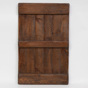 Prairie Barnwood Marlowe Door Sample