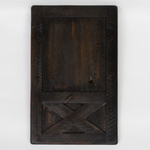 Prairie Barnwood Nelson Door Sample