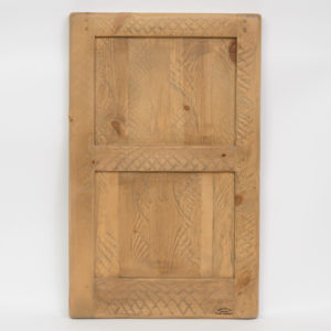 Prairie Barnwood Sutherland Door Sample