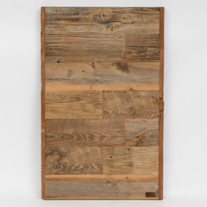 Prairie Barnwood Wallace Door Sample