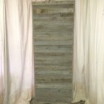 Rustic Barndoors hand crafted with reclaimed weathered grey wood